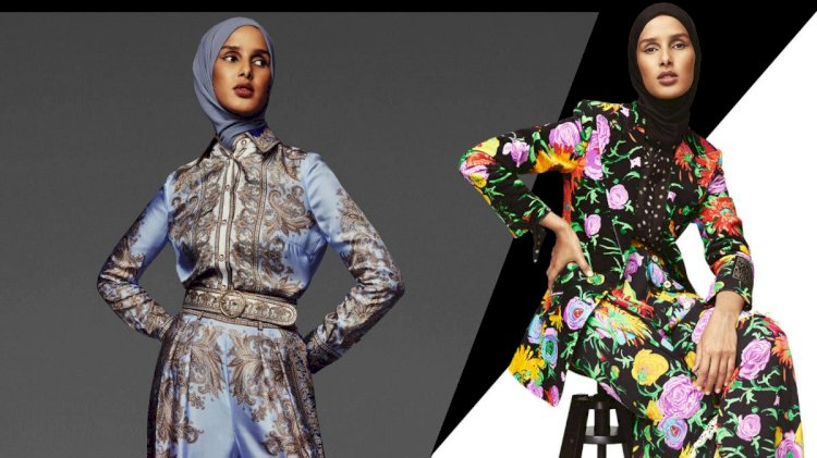 Meet Rawdah Mohamed Who Becomes The First-Ever Hijabi Fashion Editor of Vogue.