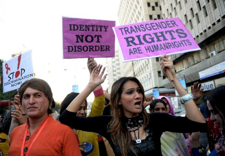 First-Ever Transgender Rehabilitation Center In Pakistan.