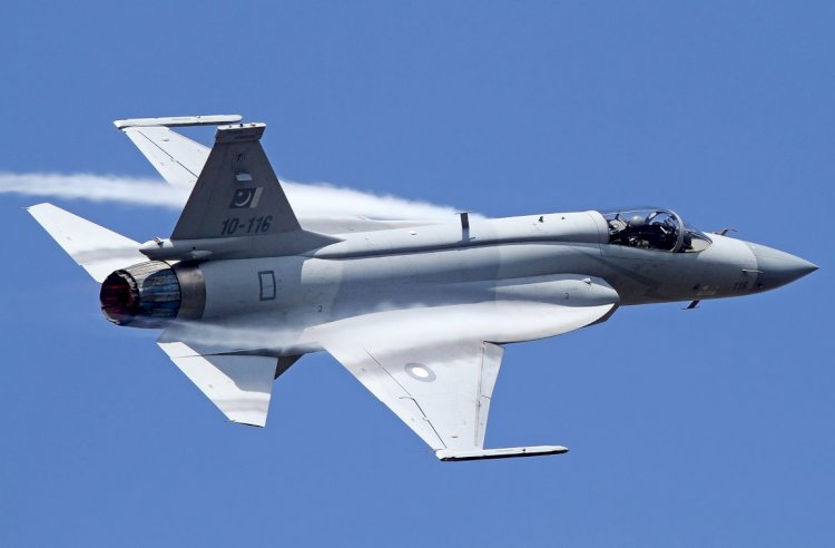 Argentina Plans to Buy Fighter Jets from Pakistan.