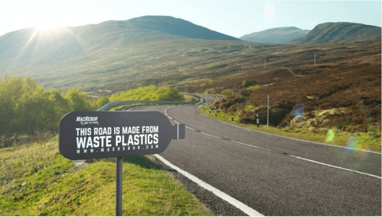 """Coca-Cola & CDA Plans to build the First """"Plastic Road"""" in Islamabad."""