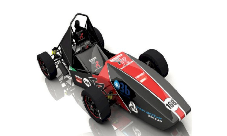 In International Competition, Pakistani Students Grabs 2nd Position for their Formula E-Car.