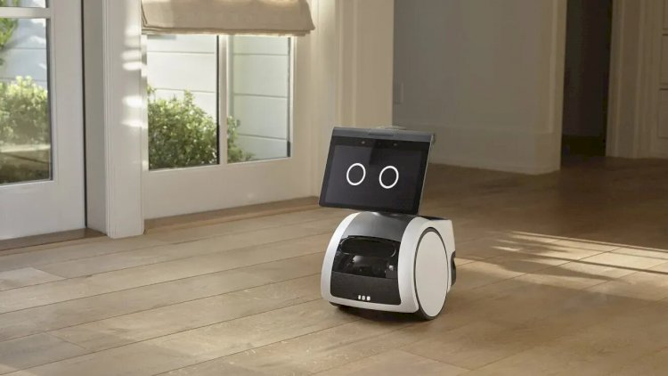 Amazon unveiled its First Home Assistant Robot named Astro.