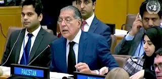 Pakistan warns UN about the consequences of Indian militarization
