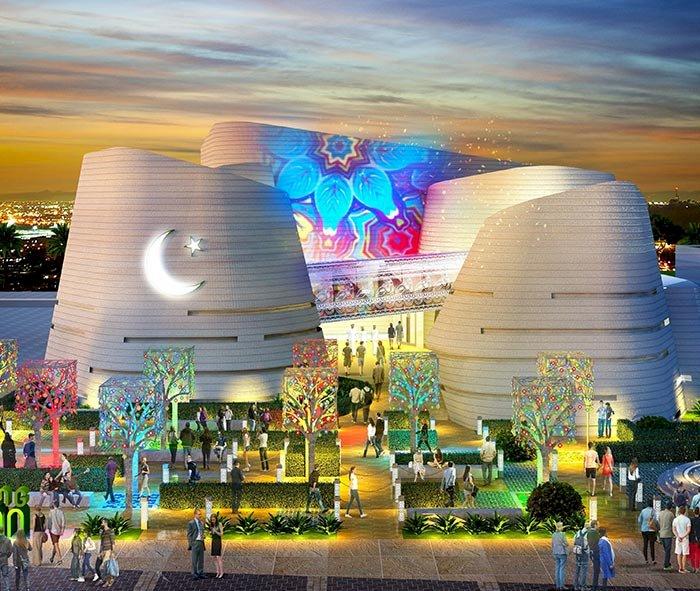 Pakistani Pavilion Becomes Hit In Dubai Expo 2020.