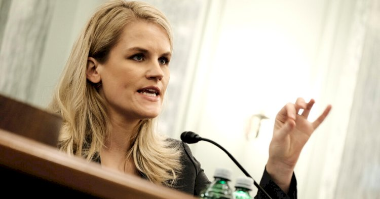 """Facebook must declare moral bankruptcy"", says Whistleblower Frances Haugens"