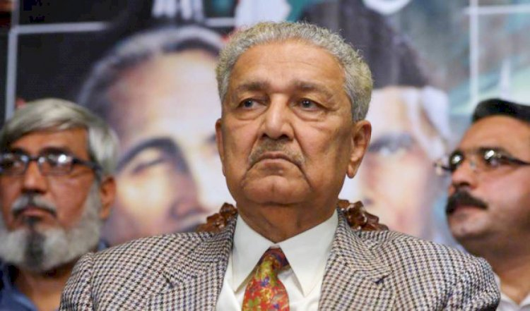 The broken MDCAT system saved from the trial as Dr. Abdul Qadeer Khan left this world